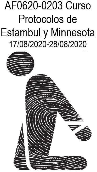 AF0620-0203 Curso Protocolos de Estambul y Minnesota