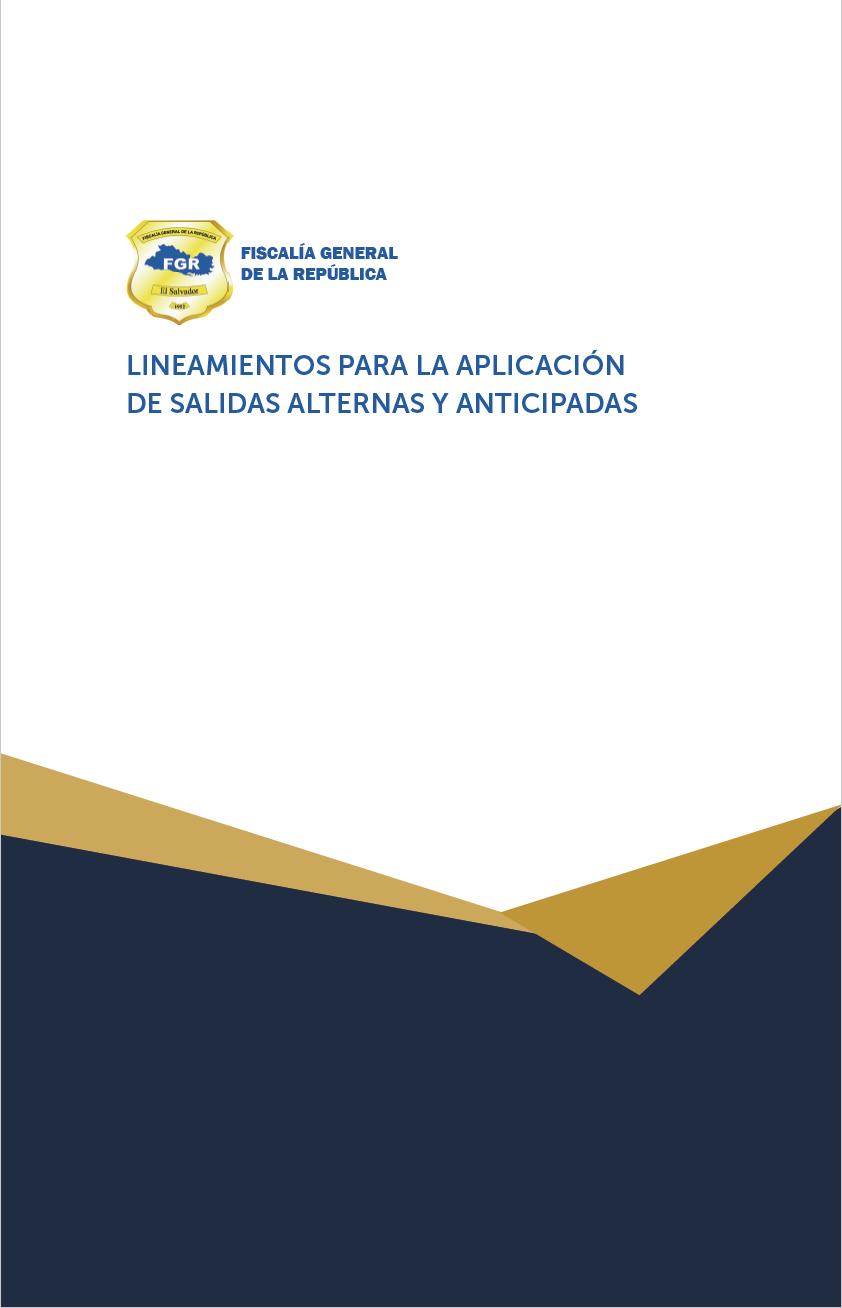 AF0520-0314 Curso lineamientos de salidas alternas y anticipadas para formadores